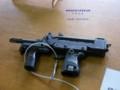 [9mm機関けん銃][自衛隊][海上自衛隊][海自][JMSDF][SUBMACHINE GUN][SMG][サブマシンガン][短機関銃][GUN]9mm機関けん銃