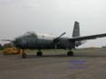 [自衛隊][海上自衛隊][海自][JMSDF][下総航空基地][JMSDF SHIMOFUSA AIR BASE][固定翼][対潜哨戒機][ANTISUBMARINE PATROL AIRCRAFT]P-2J おおわし その1