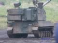 [自衛隊][陸上自衛隊][陸自][JGSDF][総合火力演習場][総火演][自走砲][SELFPROPELLEDARTILLERY][三菱重工業][日本製鋼所]99式自走りゅう弾砲 ロングノーズ その2