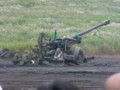 [自衛隊][陸上自衛隊][陸自][JGSDF][総合火力演習][総火演][榴弾砲][HOWITZER][日本製鋼所][THE JAPAN STEEL WORKS]155mmりゅう弾砲 サンダーストーン その2