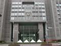 [都庁][超高層ビル][建物][SKYSCRAPER][東京都]東京都庁第一本庁舎 その1