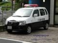 [警察][千葉県警][POLICE][パトロールカー][パトカー][ミニパト][スズキ][SUZUKI][SUZUKIMOTORCORPORATION][ソリオ]小型警ら車 ソリオ (千葉県警)