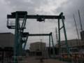 [コベルコ建機][KOBELCO][クレーン][橋型クレーン][建設機械][重機][建機][CRANE][BRIDGE CRANE][CONSTRUCTION EQUIPMENT]橋型クレーン (コベルコ建機)