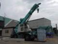 [コベルコ建機][KOBELCO][重機][建機][建設機械][CONSTRUCTION EQUIPMENT][CRANE][ROUGH TERRAIN CRANE][ラフター][クレーン]ラフテレーンクレーン (コベルコ建機) その2