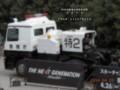 [機動警察パトレイバー][MOBILE POLICE PATLABOR][警視庁][POLICE]98式特殊運搬車 (後ろ斜め) その1