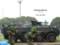 96式装輪装甲車 その5& 普通科隊員 その2 (仮想敵軍陣地制圧中)