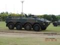 [96式装輪装甲車][自衛隊][陸上自衛隊][陸自][JGSDF][武山駐屯地][装甲兵員輸送車][装甲車][ARMORED CAR][小松製作所]96式装輪装甲車 クーガー その3