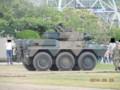 [87式偵察警戒車][自衛隊][陸上自衛隊][陸自][JGSDF][武山駐屯地][偵察戦闘車][装甲車][RCV][小松製作所]87式偵察警戒車 ブラックアイ その4