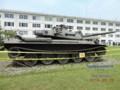 [74式戦車][自衛隊][陸上自衛隊][陸自][JGSDF][武山駐屯地][戦車][MBT][三菱重工業][日本製鋼所]74式戦車 [OD色] その3