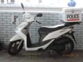 [警察][神奈川県警][ポリス][POLICE][スクーター][SCOOTER][Dio][本田技研工業][HONDAMOTOR]警察仕様 ディオ110 (神奈川県警)