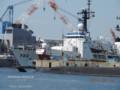 [沿岸警備隊][アメリカ沿岸警備隊][US COAST GUARD][USCG][カッター][WHEC][エイボンデール造船所][AVONDALE SHIPYARD]ハミルトン級カッター (モーゲンソー) その1
