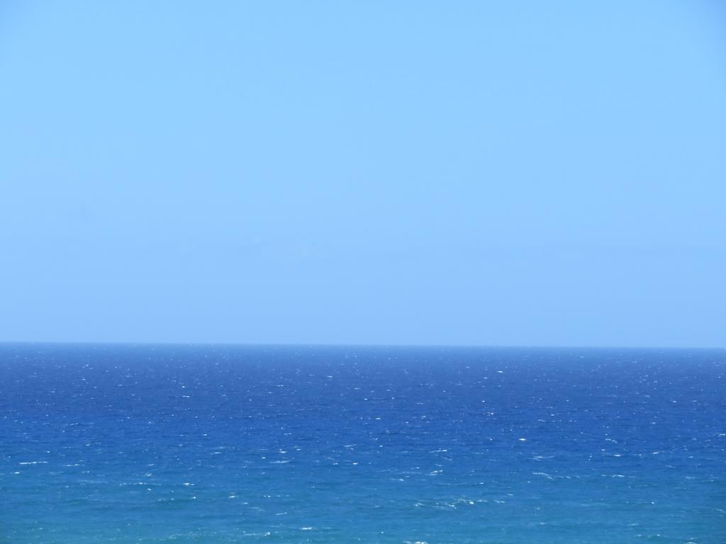 きれいな水平線