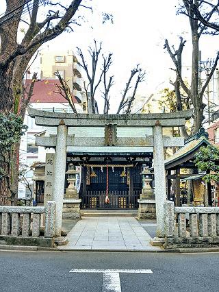 恵比寿神社正門