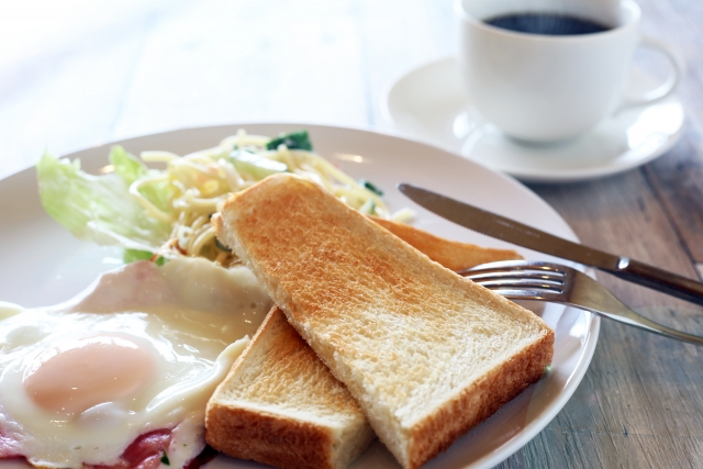 ダイエットと朝食