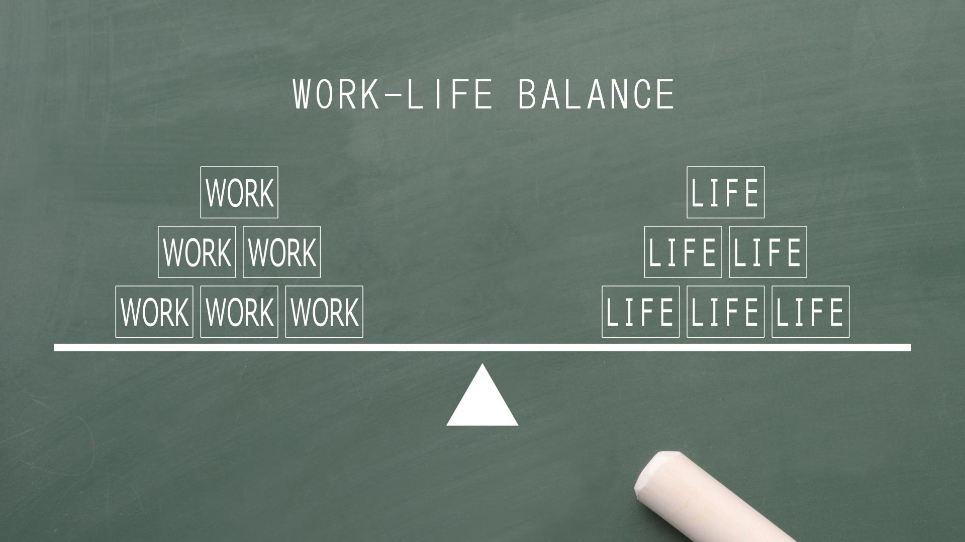 健康で豊かな生活のためのバランス