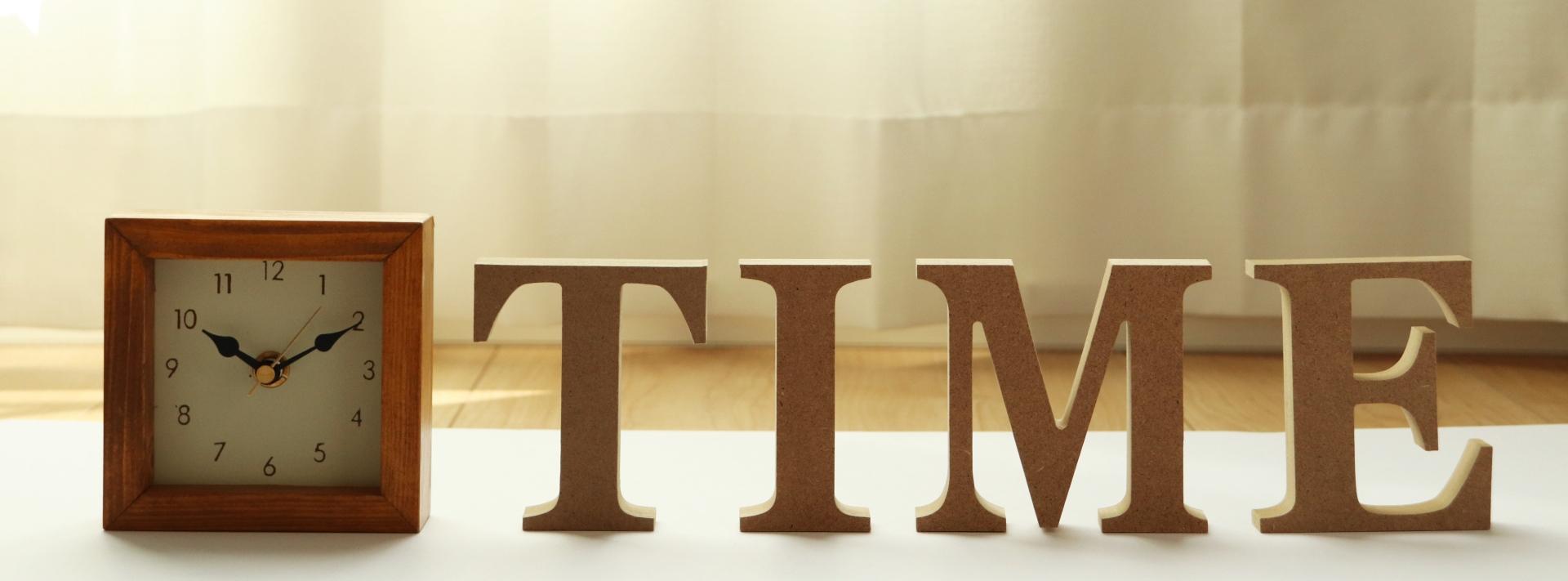 ミニマルビジネスの時計でわかる時間、わからない時間|ながらすたいる bixlix.com