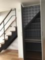 リビング階段下収納