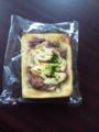 お昼は小川ベーカリーのパン