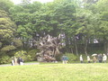 [美術館]《リュネヴィル》フランク・ステラ―川村記念美術館