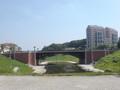 [公園]公園の橋