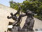 ブールデル、エミール=ア『弓をひくヘラクレス』国立西洋美術館