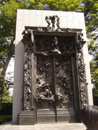 国立西洋美術館『地獄の門』1