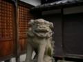 [神社][狛犬]高田大神社