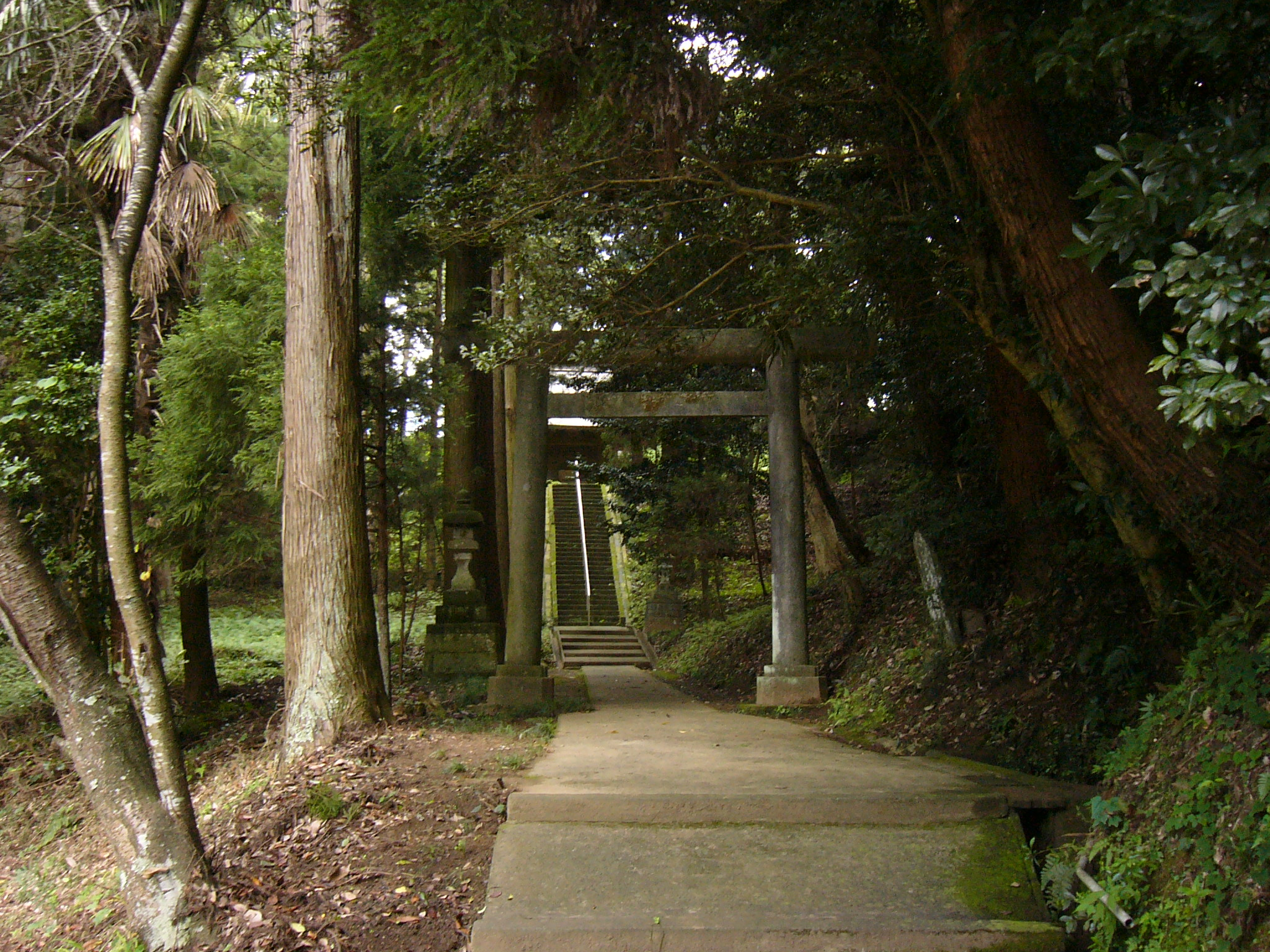 「[神社][鳥居]高房神社 -香取 ...