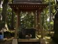 [神社][手水舎]八王子神社  -船橋市古和釜