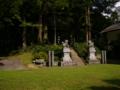 [神社][狛犬]十二神社 - 長野市鬼無里奥中田