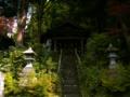 [神社]三嶋神社 - 長野市鬼無里