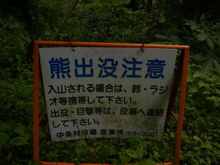 中条村虫倉山丸山公園