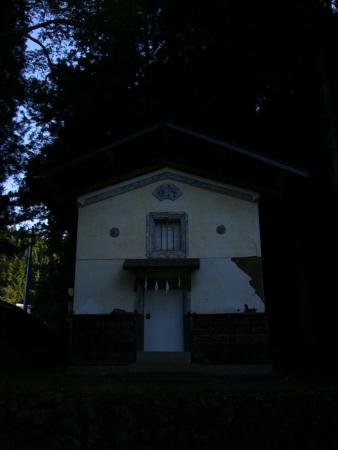 加茂神社 - 長野市鬼無里東京