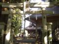 [神社][鳥居]春日神社 - 長野市鬼無里西京