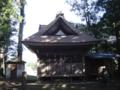 [神社]春日神社 - 長野市鬼無里西京