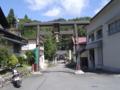 [神社][鳥居]小根山小川神社 - 小川村