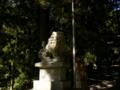 [神社][狛犬]神明宮 - 安曇野市豊科田沢