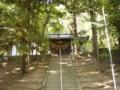 [神社]御射神社春宮 - 松本市浅間温泉