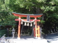 [神社][鳥居]御射神社春宮 - 松本市浅間温泉