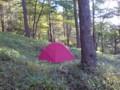 id:ogajud - 美ヶ原県民の森キャンプ場