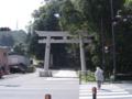 [神社][鳥居]諏訪大社 上社前宮