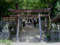 [神社][鳥居]手長神社 - 諏訪市上諏訪