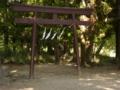 [神社][鳥居]浮島神社 - 下諏訪町社