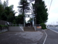 [神社][鳥居]米本神社 - 八千代市