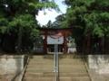 [神社][鳥居]宗像神社 - 印旛村岩戸