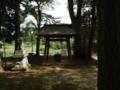 [神社][手水舎]宗像神社 - 印旛村岩戸