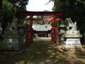 [神社][鳥居][狛犬]宗像神社 - 印旛村岩戸