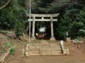 [神社][鳥居]宗像神社 - 印旛村鎌苅