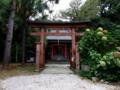 [神社][鳥居]鷲宮神社 - 印旛村鎌苅