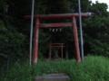 [神社][鳥居]稲荷神社 - 印旛村瀬戸